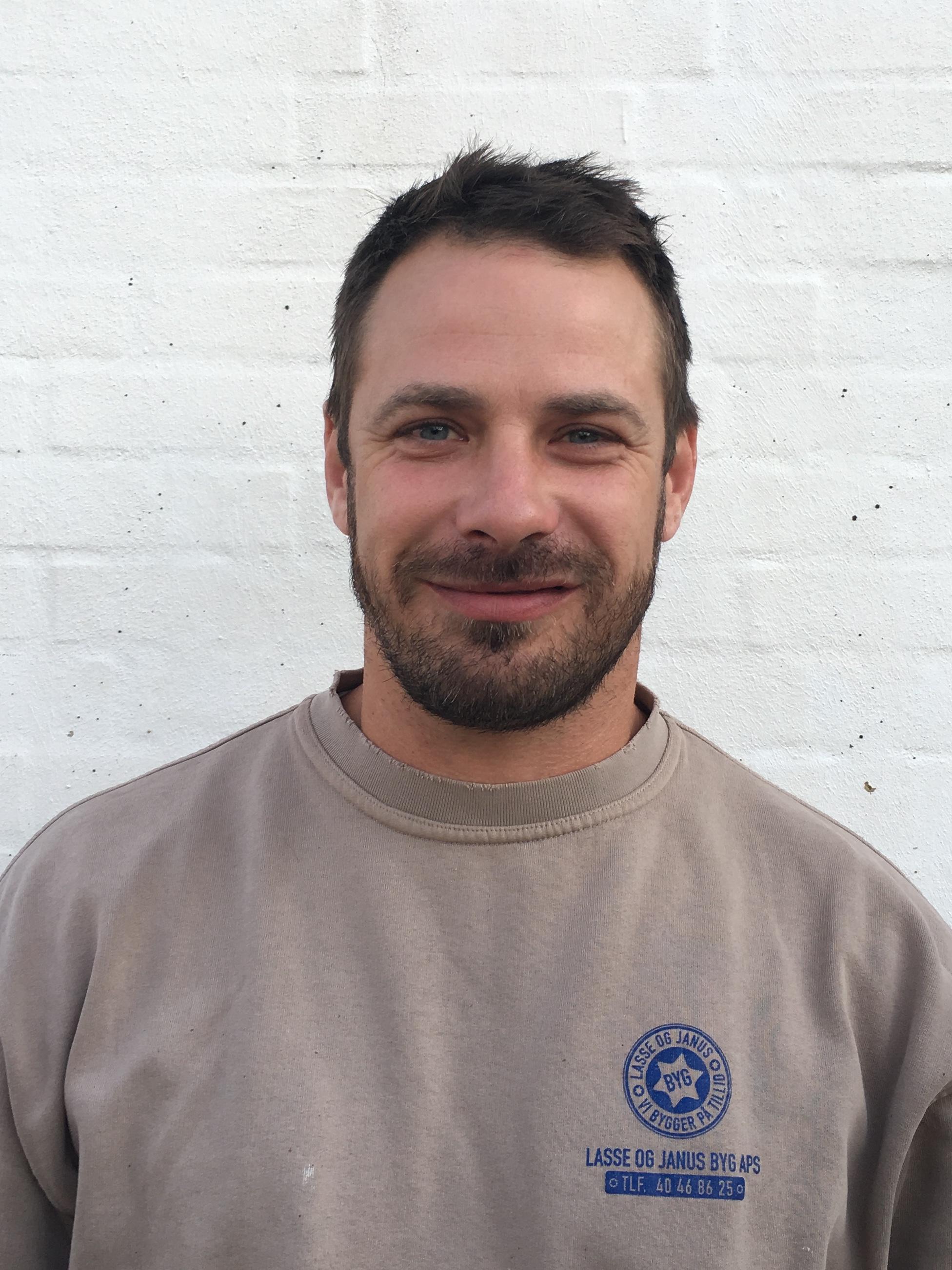 Andrew Stetson, Tømrer